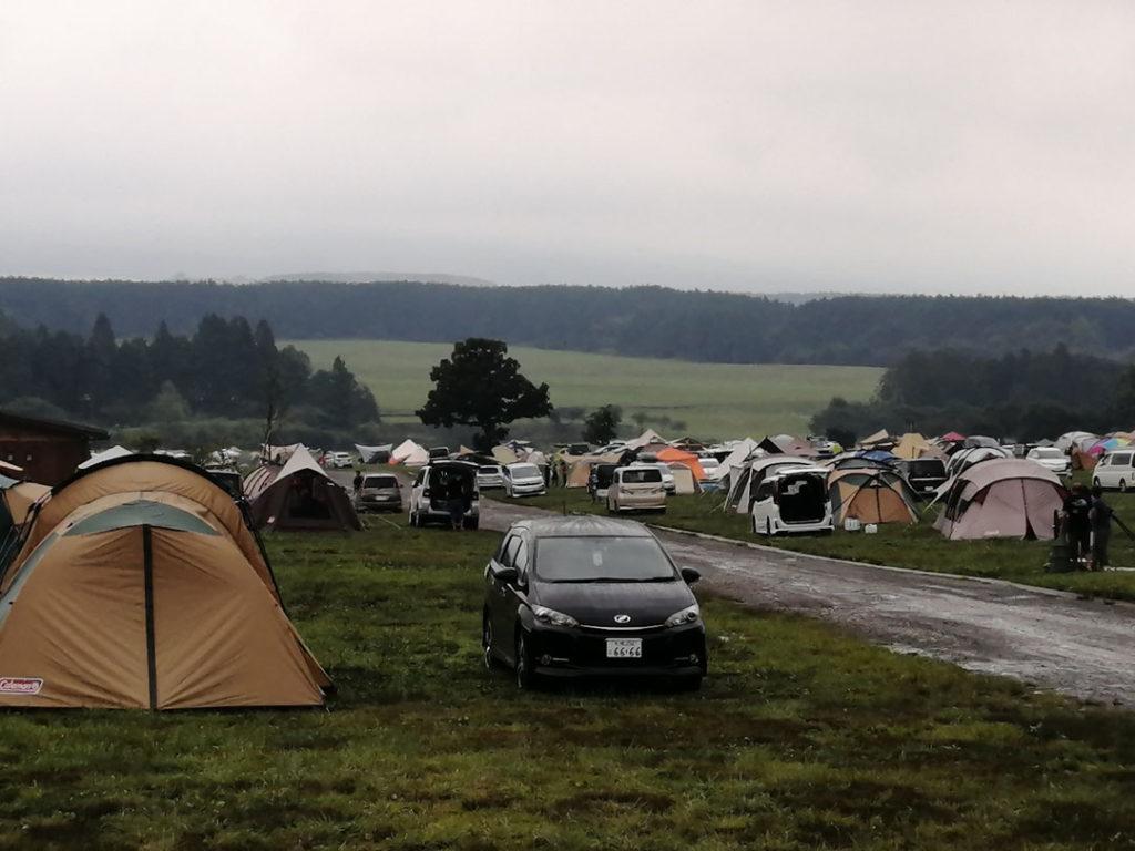 ふもとっぱらキャンプ場