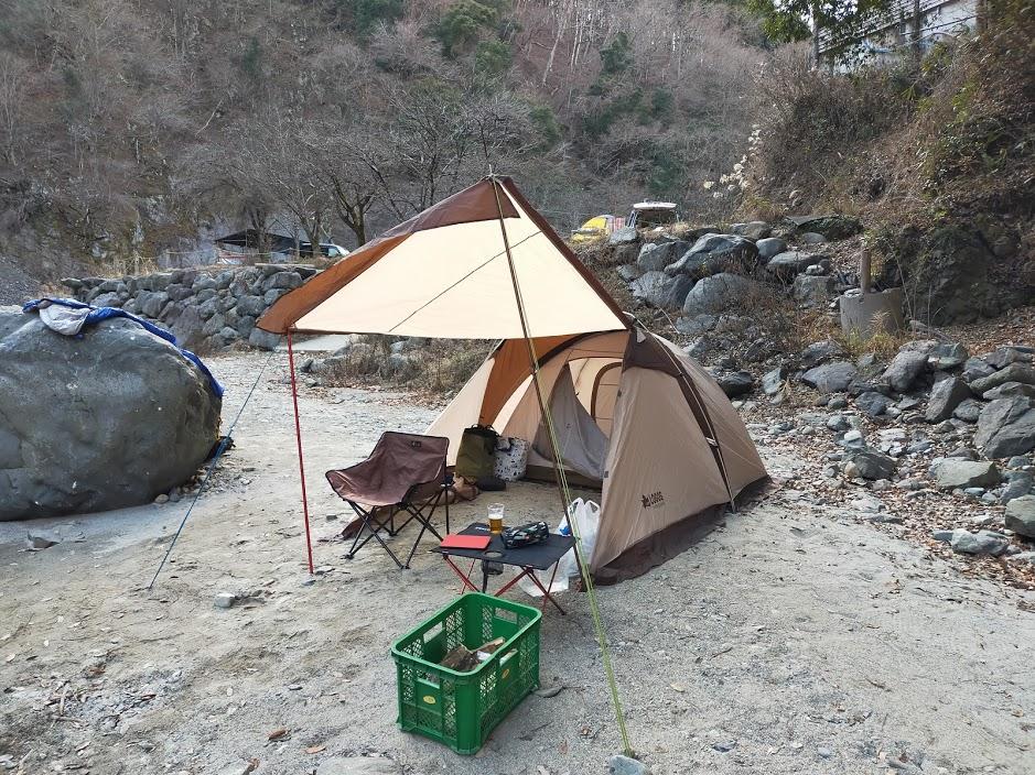 久保キャンプ場